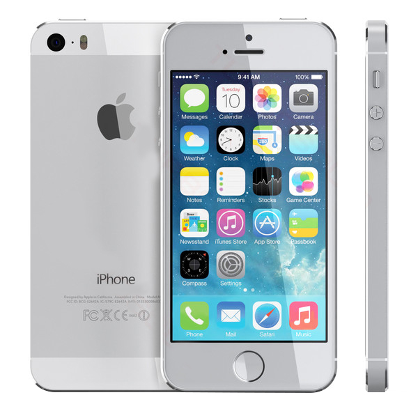 2409bd102 Original Unlocked Apple iPhone 5S Mobile Phone Cell Phones iPhone5s